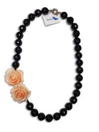 Collar Hortensia