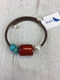 Pulsera Turquoise